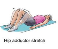 Groin Strain Exercises New York | Hip Exercise