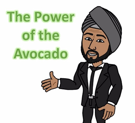 The Power of the Avocado
